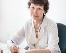 Андреева Людмила Мироновна