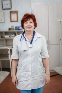 Демьянович Елена Петровна