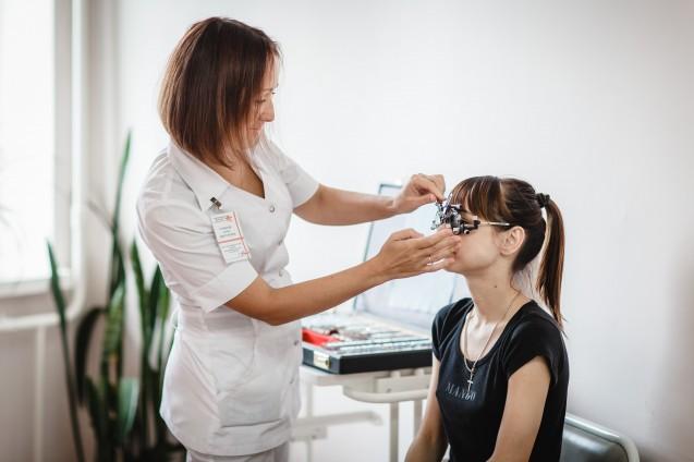 Офтальмолог 2