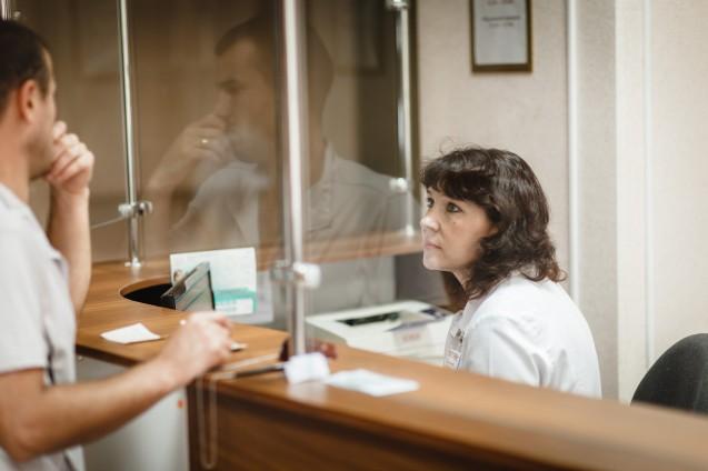 Регистратура стоматологии