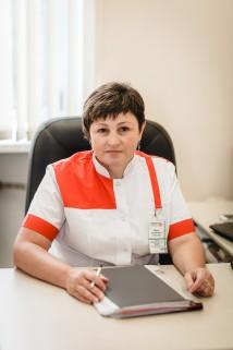 Негода Ирина Иосифовна