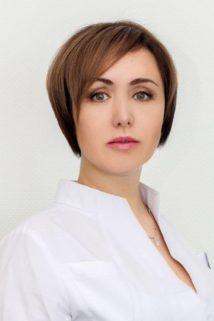Гордеева Анна Викторовна